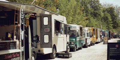 Brussels Food Truck Festival
