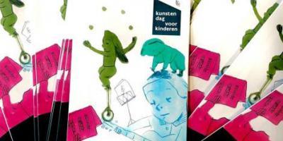 Ateliers. Kunstendag voor kinderen