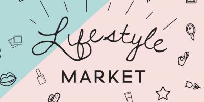 Lifestyle market à la place Sainte-Catherine