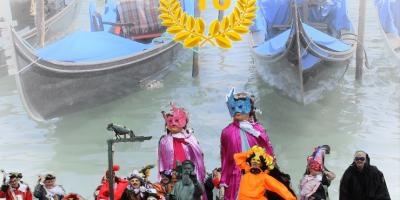 Carnaval de Venise dans les Marolles