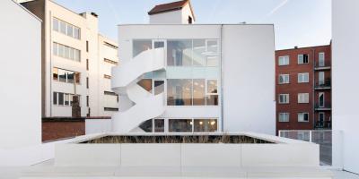 Nouveau bâtiment pour le MAD
