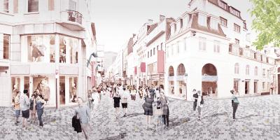 Réaménagement de la rue Neuve