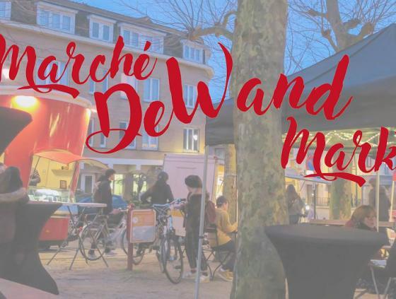 """""""Tous au vert"""" au marché De Wand"""