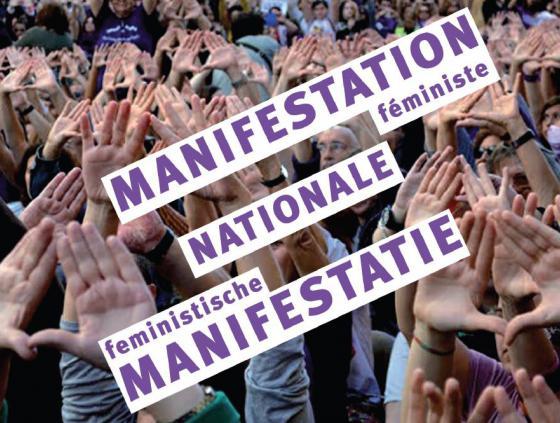 """Manifestation """"STOP aux violences faites aux femmes"""""""
