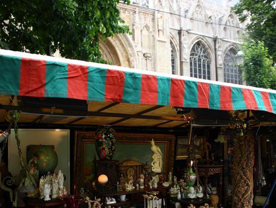 Fête de la Musique au marché du Sablon