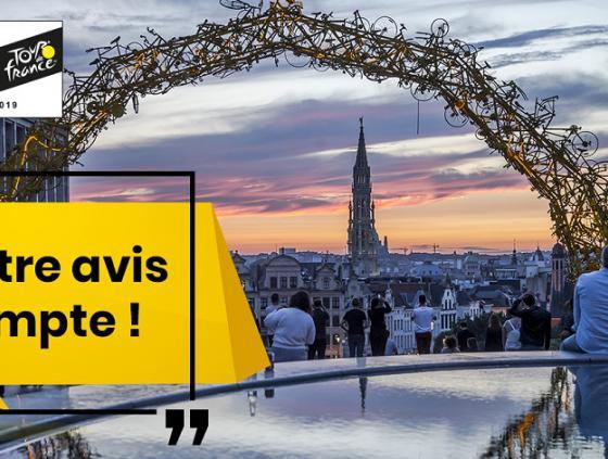 Donnez votre avis sur le Grand Départ du Tour de France 2019
