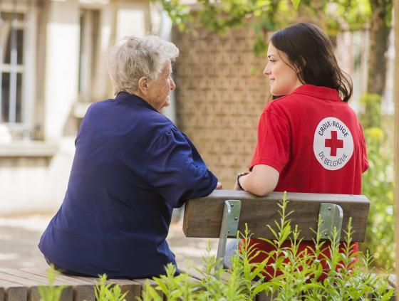 La Croix-Rouge recrute des volontaires