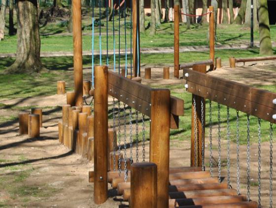 Un parcours ludique pour le parc Maximilien