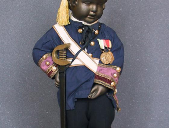 Manneken-Pis et le Géant Jean Bihin