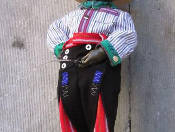 Manneken-Pis et le Guatemala
