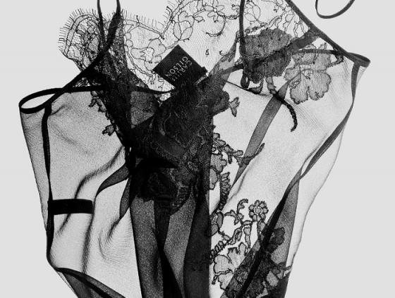 Exposition. Beautiful Lace & Carine Gilson
