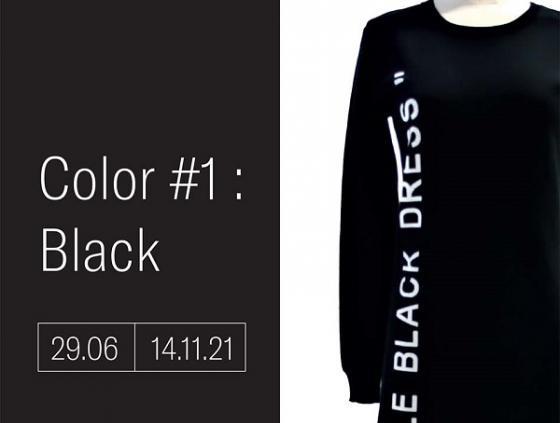 Exposition. Color#1 Black