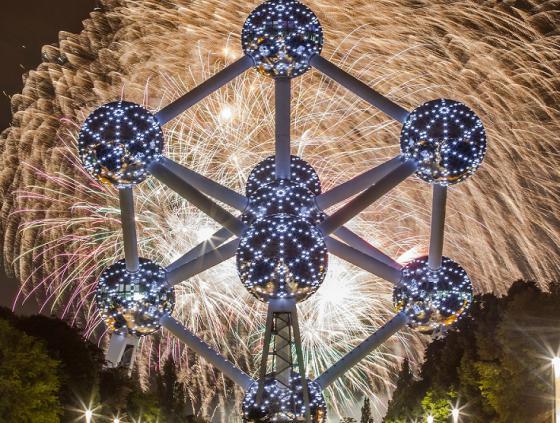 Atomium © Eric Danhier