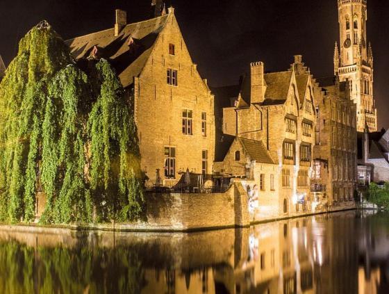 Bruges et Venise
