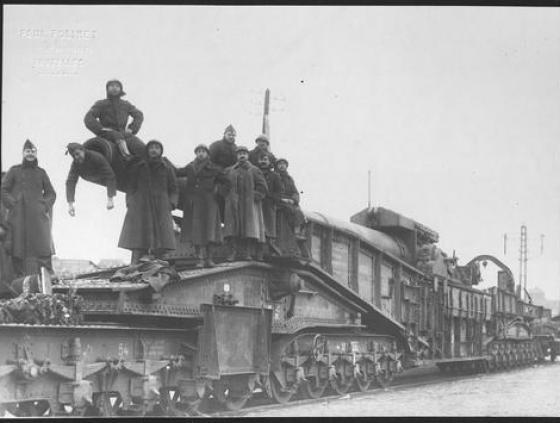 Bruxelles novembre 1918