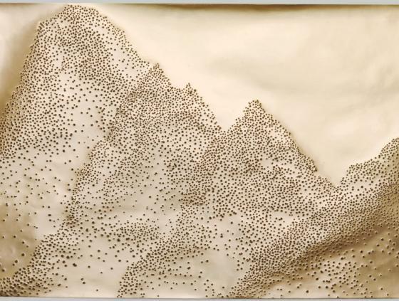Exposition. Sophie Whettnall - Etel Adnan
