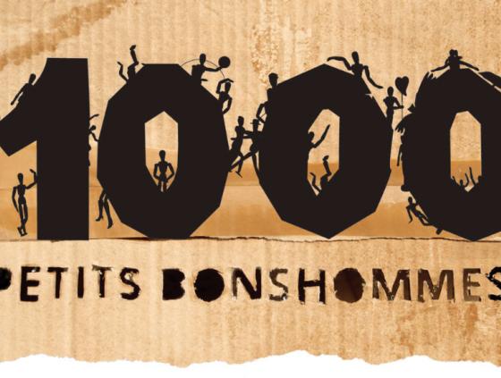 Exposition. 1000 petits bonshommes