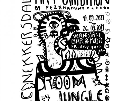Droom jungle