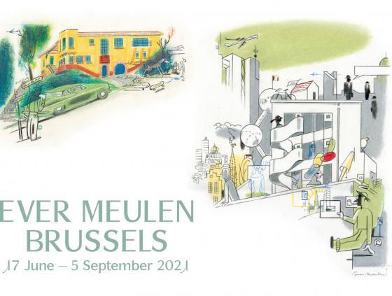 Exposition. Ever Meulen
