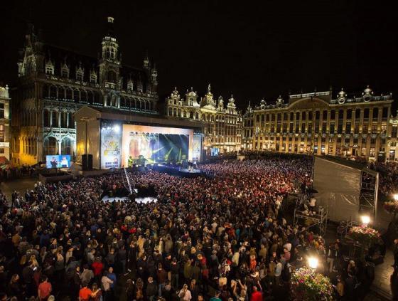 Fête Fédération Wallonie-Bruxelles 2021