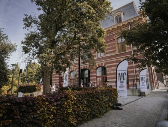 Inauguration de l'ancienne gare de Laeken