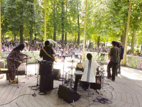 Royal Park Music Festival