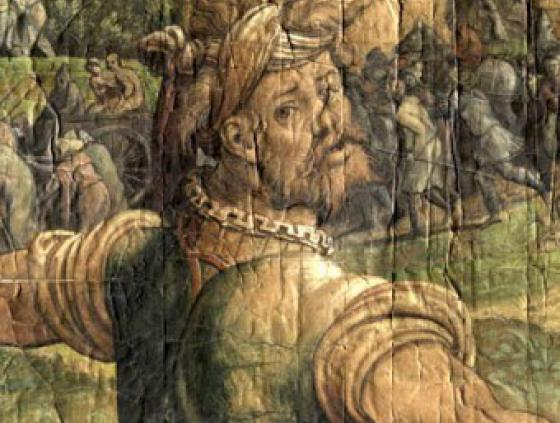 Renaissance d'une oeuvre d'exception: le carton de tapisserie de Pieter Coeck