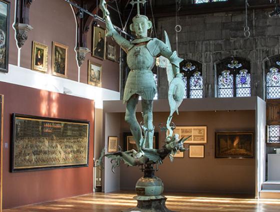 Webinar. Les Saints et les Saintes dans les collections du Musée