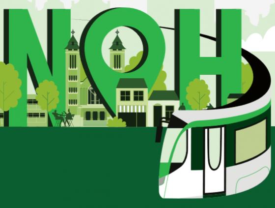 Rencontres. Nouveau tram à Neder-Over-Heembeek