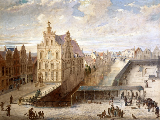 150 ans du voûtement de la Senne