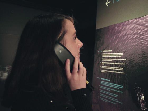 Un nouvel audioguide au Musée des Égouts