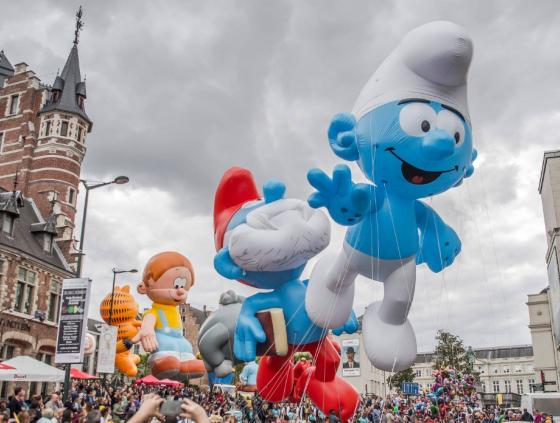 Balloon's Day Parade et circulation le dimanche 15 septembre