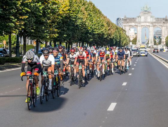 BXL Tour. Cycliste ? Inscrivez-vous !