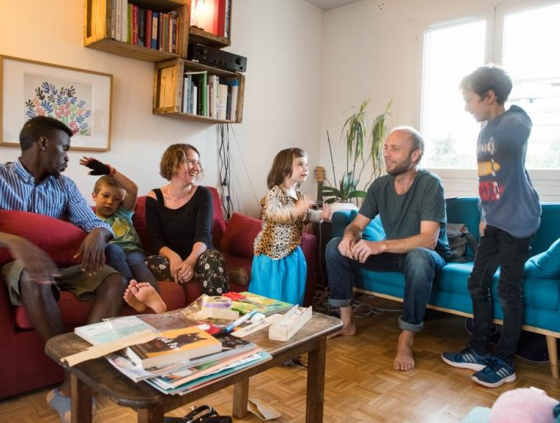 Accueillir des réfugiés chez soi ?