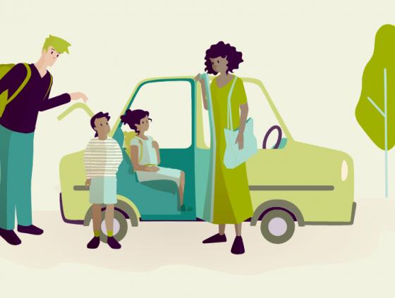 Les avantages de l'autopartage ?