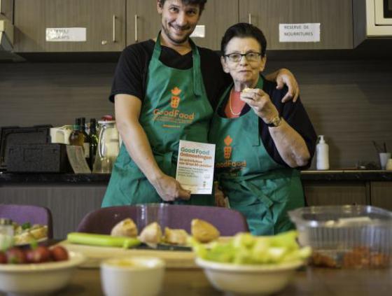 """Appel à projets """"Accessibilité de l'alimentation durable"""""""