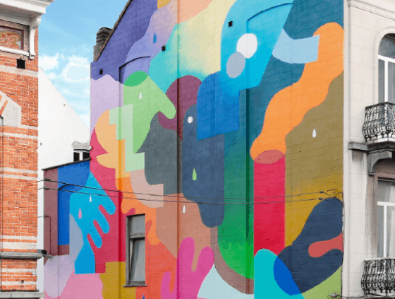 Fresque Oli-B © Jules Césure