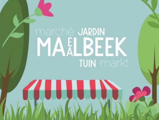La saison redémarre au marché 'Jardin Maelbeek'