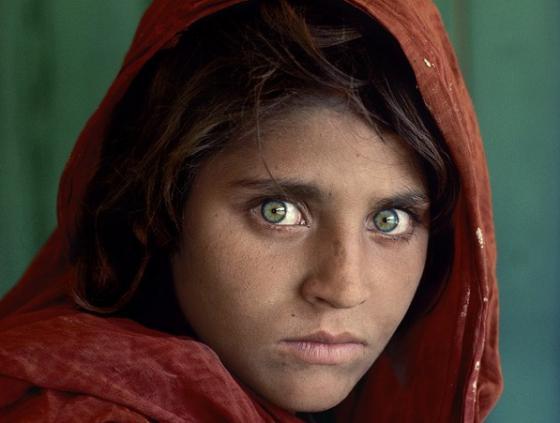 The World of Steve McCurry