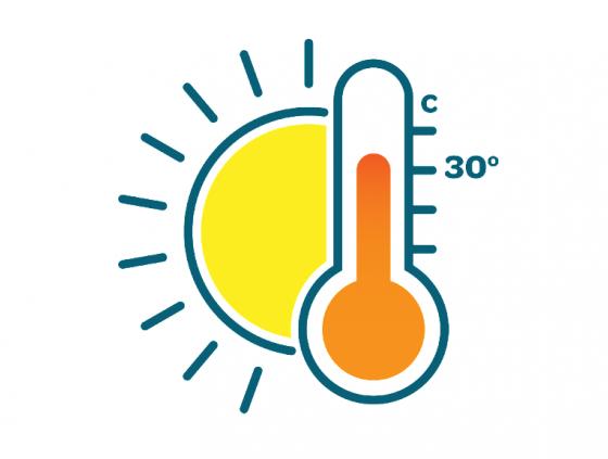 Le Plan fortes chaleurs et pics d'ozone activé