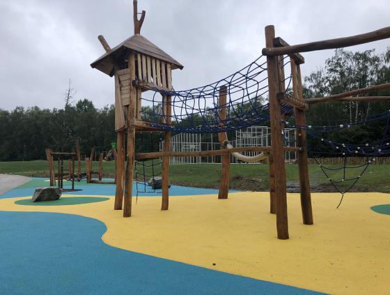 Un nouveau parc à Neder-Over-Heembeek
