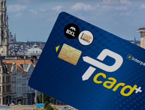 Pcard+ avec tarifs avantageux à Bruxelles