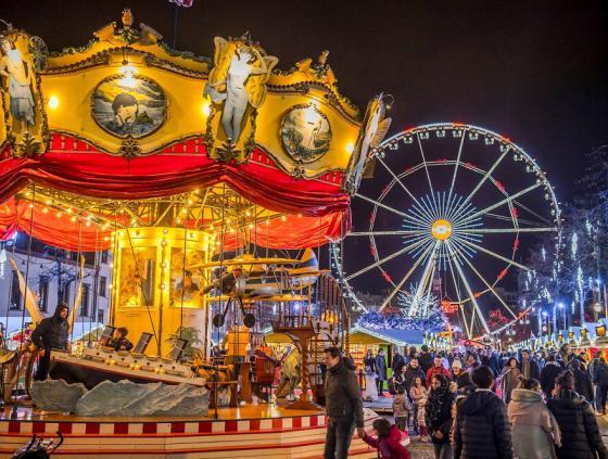 Votez pour Bruxelles comme meilleur marché de Noël en Europe !