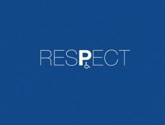 Campagne. Garez-vous avec respect