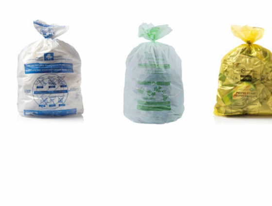 Perturbations des collectes en sacs et Recypark