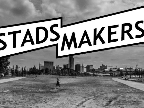 """Appel à projet """"Stadsmakers"""""""