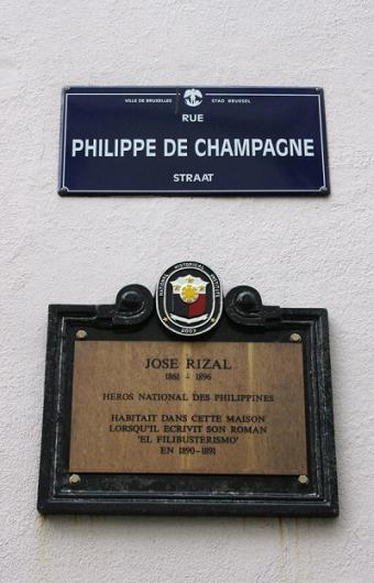 Réunion d'information rue Philippe de Champagne