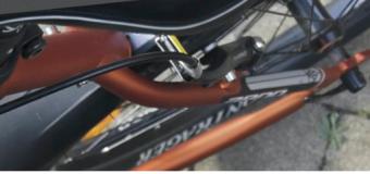 Gravure des vélos contre le vol