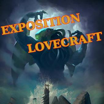 Exposition + conférence. H.P. Lovecraft, l'homme qui venait d'ailleurs