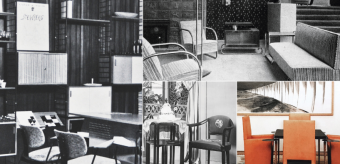 Exposition. Spaces - Interior design evolution